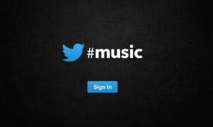 تطبيقة موسيقيّة من Twitter