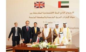 التبادل التجاري غير النفطي بين الامارات وبريطانيا ينمو 27%