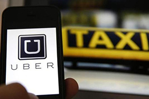 إطلاق خدمة ( Uber Taxi) في سورية قريباً