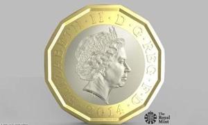 عملة بريطانية جديدة تتصدى للتزوير