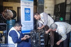 عودة شاحنات التخلص من النفايات إلى العمل قريباً في حماة
