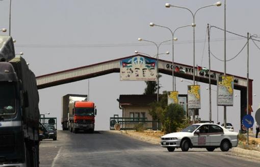 رسميًا.. الأردن يغلق المنطقة الحرة مع سوريا