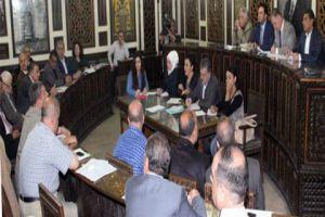 محافظة دمشق: تقسيم جوبر والقابون وبرزة إلى 8 مناطق تنظيمية