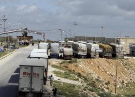قرار تركي مفاجئ يحتجز 150 شاحنة لبنانية بين تركيا والعراق
