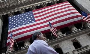 ارتفاع معدل النمو السنوى للاقتصاد الأمريكى بنسبة 2.4% ..وأعلى مستوى في أكثر من شهر