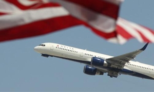 واشنطن تحظر عبور رحلاتها التجارية الأجواء السورية