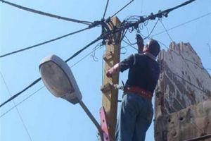 في حماة..قيمة سرقة الكهرباء بلغت 2.8 مليون ليرة!