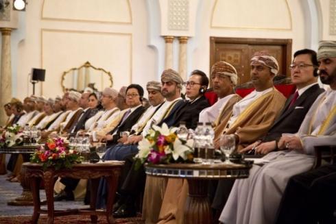 افتتاح ملتقى عمان الاقتصادي الرابع