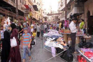 تجار حلب يشتكون من إجراءات الجمارك: ليس كل البضائع يمكن أن يكتب عليها (صنع في سورية)