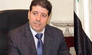 الحلقي لتجار ريف دمشق: الحكومة تعول على دوران عجلة الإنتاج لتلبية احتياجات السوق