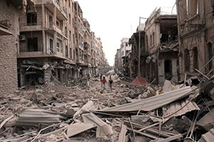 مسؤول حكومي: القطاع العام يحتاج لألف عام لإعادة إعمار سوريا
