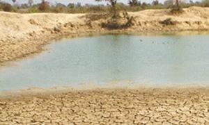 المنطقة العربية الأكثر شحاً في المياه