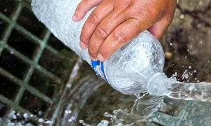 أكثر من 55 ألف متر مكعب إستهلاك الدمشقيون من المياه في 9 أشهر من العام 2014