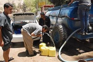 هذه أسباب انقطاع المياه في صحنايا بريف دمشق.. و مؤسسة المياه تؤكد: ليس لدينا صهاريج هناك