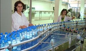 281 مليون ليرة سورية  أرباح الشركة العامة للمياه المعدنية