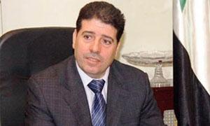 الحلقي يعين غياث قطيني مديراً لهيئة الاستثمار
