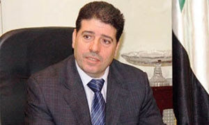 الحلقي يعفي مديري  شركة المطاحن و المؤسسة العامة الاستهلاكية