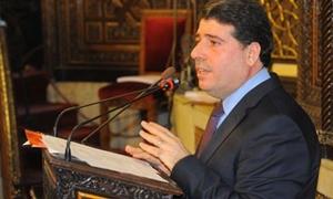 الحلقي يصرف 59 عاملا من الوزارات والجهات العامة