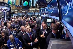 السندات الأميركية تهبط ببورصة وول ستريت