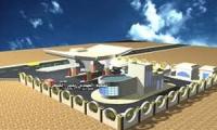 اقتراح إنشاء محطة وقود في كل منفذ حدودي غير قابل للتطبيق