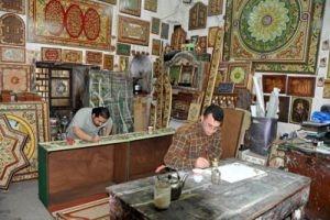 لمنع التزوير..حرفيو دمشق يسعون لوضع ختم خاص للمنتجات الحرفية المحلية
