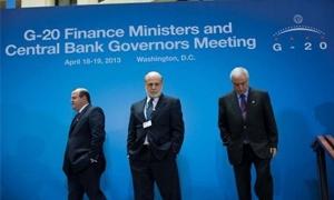 مجموعة العشرين تحض المجتمع الدولي على رفع السرية المصرفية