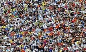 8 مليارات عدد سكان العالم عام 2025