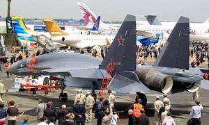 طلبيات شراء الطائرات تتجاوز 100 مليار دولار في معرض باريس
