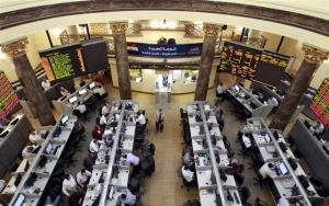 بورصة مصر تنتعش بسبب الاستثمارات الأجنبية