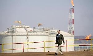صادرات الغاز المسال تنخفض بواقع 4 شحنات نتيجة تفجير في اليمن