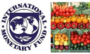 صندوق النقد الدولي: نتوقع تراجع غير مسبوق  لاسعار السلع خلال عامي 2012-2013