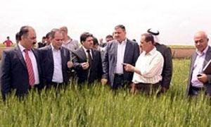 وزير الزراعة: 70 مليار ليرة للانتقال للري الحديث